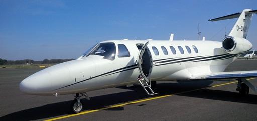 Cessna CitaionJet CJ3